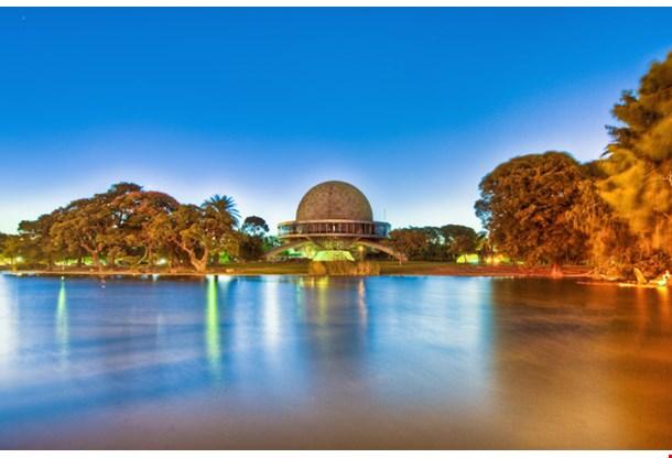 Galileo Galilei Planetarium Building