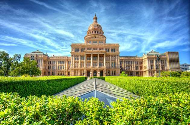 Texas State Capitol Building In Austin Tx-Texas State Capitol Building In Austin Tx