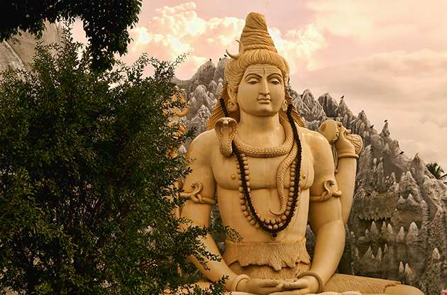 Statue Of Lord Shiva-Statue Of Lord Shiva