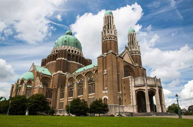 basilica-of-the-sacred-heart-koekelberg-Basilica of the Sacred Heart Koekelberg
