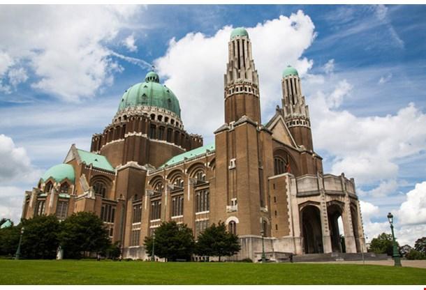 Basilica of the Sacred Heart Koekelberg