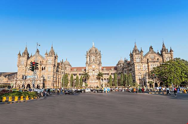 Chhatrapati Shivaji Terminus Is A Unesco World Heritage Site And An Historic Railway Station In Mumbai-Chhatrapati Shivaji Terminus Is A Unesco World Heritage Site And An Historic Railway Station In Mumbai
