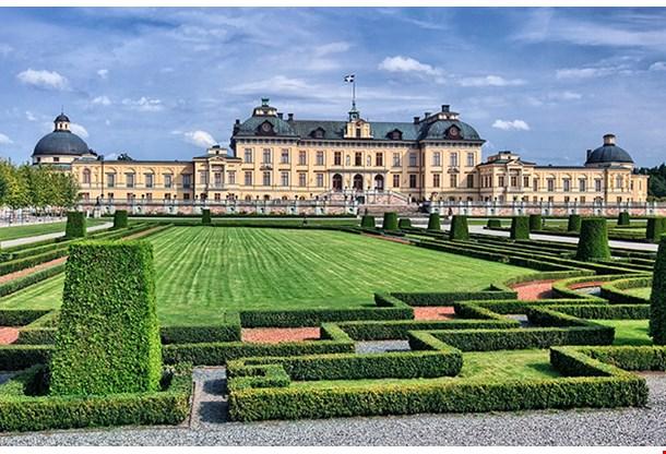 Drottningholm Castle Stockholm