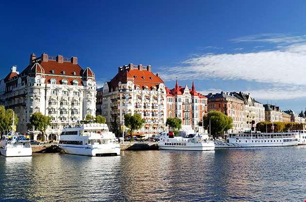 harbor-part-of-stockholm-city-Harbor Part Of Stockholm City
