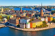 old-town-gamla-stan-in-stockholm-Old Town Gamla Stan In Stockholm