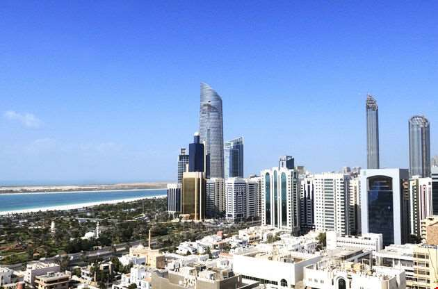 Abu Dhabi City United Arab Emirates-Abu Dhabi City United Arab Emirates