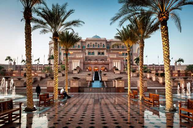 Emirates Palace-Emirates Palace