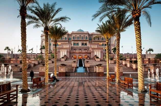 Emirates Palace-Emirates Palace