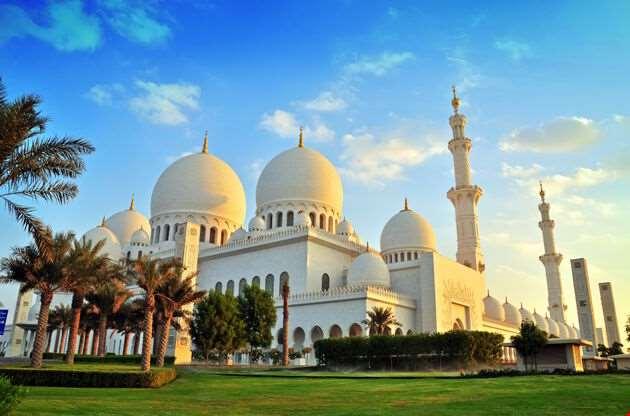 Sheikh Zayed Mosque Abu Dhabi Uae-Sheikh Zayed Mosque Abu Dhabi Uae