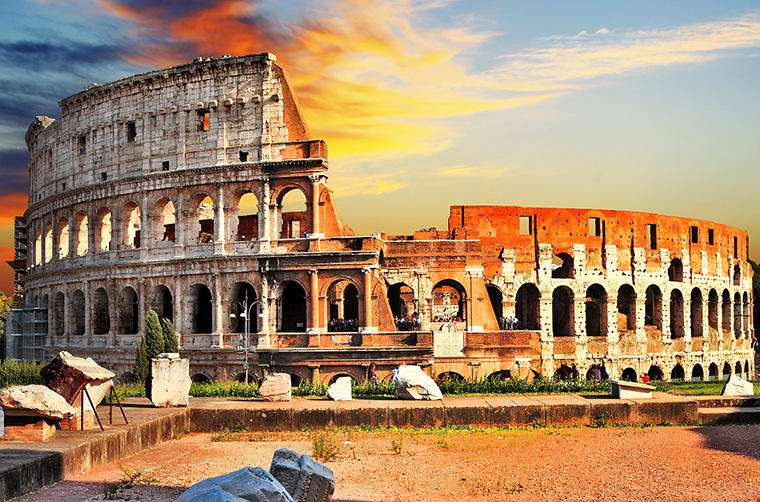 Must visit in Rome