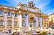 fountain-di-trevi-rome-Fountain Di Trevi Rome
