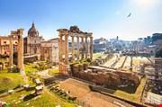 roman-ruins-rome-Roman Ruins Rome