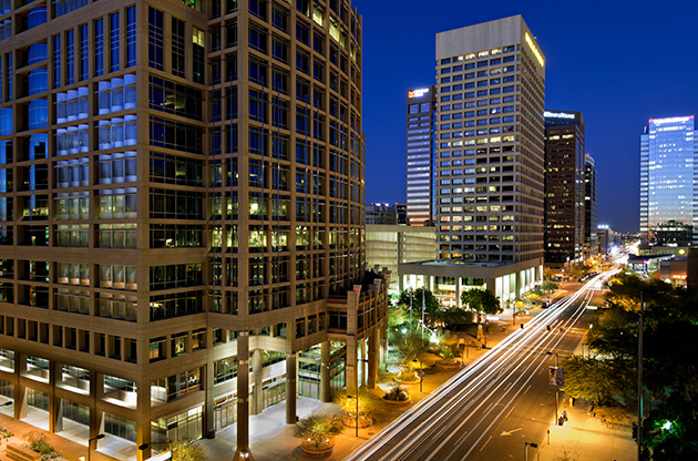 Downtown Phoenix Arizona-Downtown Phoenix Arizona