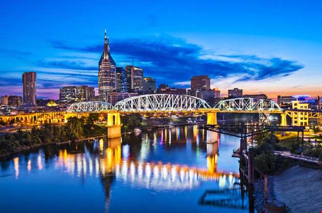 Nashville Tennessee Downtown-Nashville Tennessee Downtown