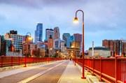 Downtown Minneapolis Minnesota-Downtown Minneapolis Minnesota