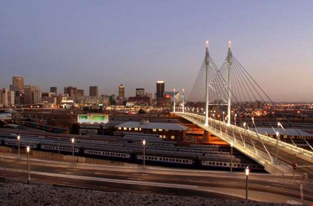 Nelson Mandela Bridge-Nelson Mandela Bridge