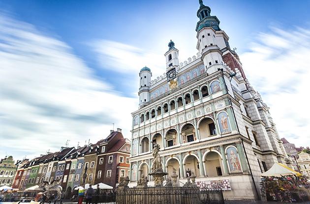 Historic Poznan City Hall-Historic Poznan City Hall