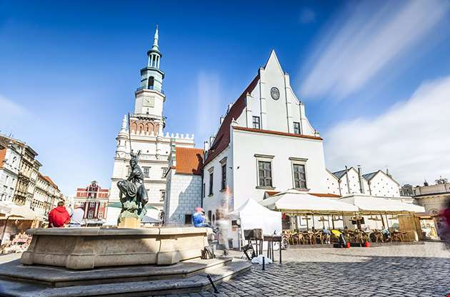Historic Poznan City Poland-Historic Poznan City Poland