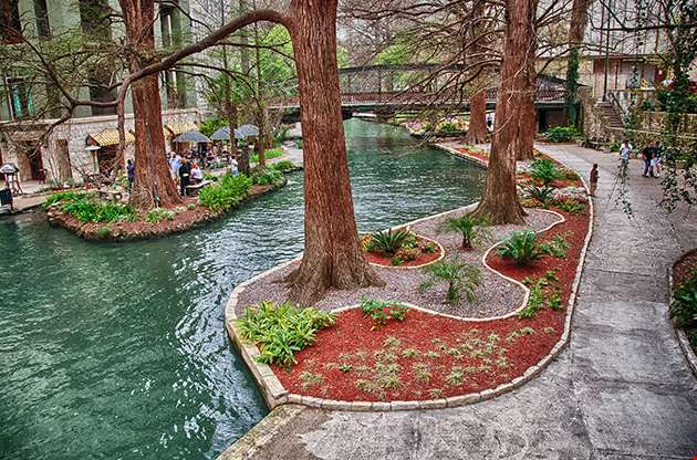 San Antonio Riverwalk Texas-San Antonio Riverwalk Texas