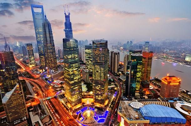 Orient Pearl Tv Tower Shanghai