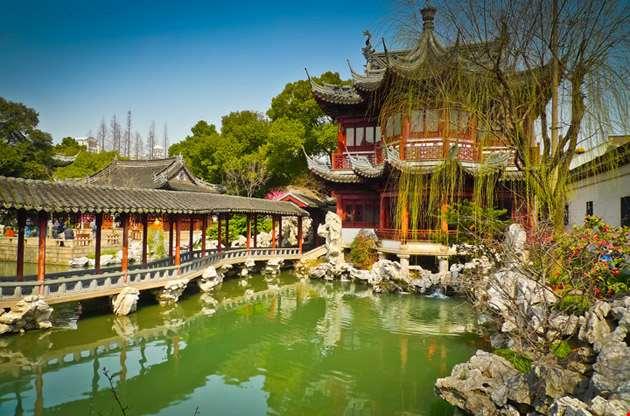 yuyuan-gardens-shanghai-Yuyuan Gardens Shanghai