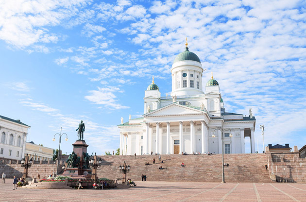 helsinki-cathedral-Helsinki Cathedral