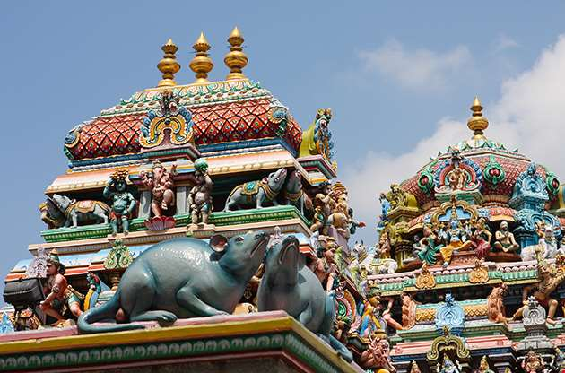 Kapaleeshwarar Temple In Chennai Tamil Nadu India-Kapaleeshwarar Temple In Chennai Tamil Nadu India