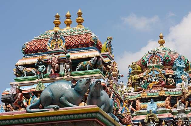Kapaleeshwarar Temple In Chennai Tamil Nadu India-Kapaleeshwarar Temple In Chennai Tamil Nadu India