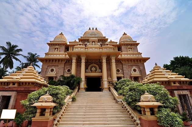 Ramakrishna Temple Chennai India-Ramakrishna Temple Chennai India