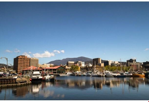 Derwent River Hobart Tasmania