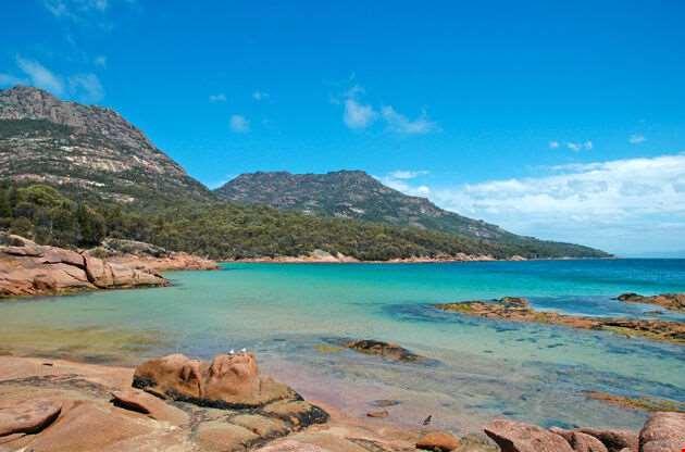 Tasmanian Coast Tasmania Australia-Tasmanian Coast Tasmania Australia