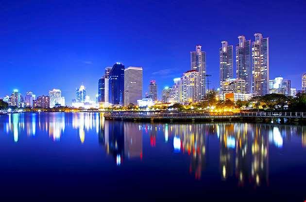 bangkok-city-downtown-Bangkok City Downtown
