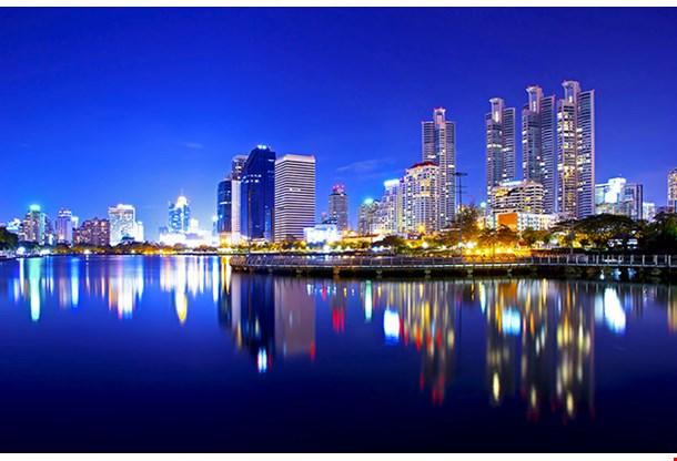 Bangkok City Downtown