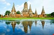wat-chaiwatthanaram-ancient-temple-and-monument-in-thailand-Wat Chaiwatthanaram Ancient Temple And Monument In Thailand