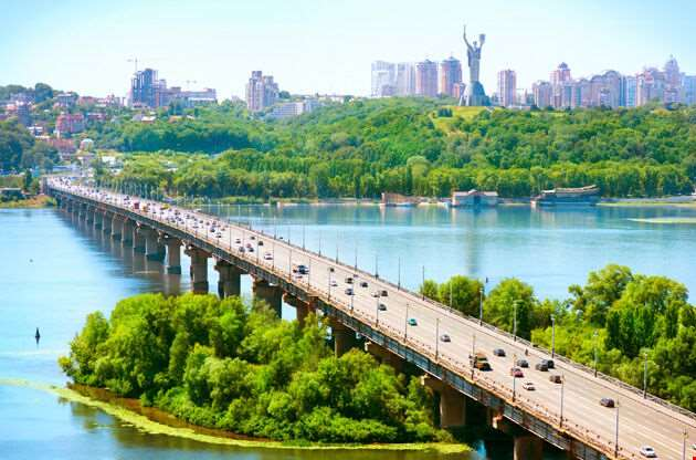 Kiev City The Capital Of Ukraine-Kiev City The Capital Of Ukraine