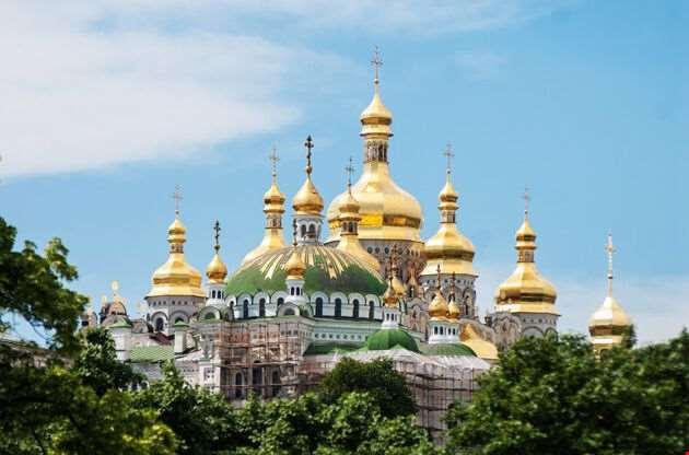Kiev Pechersk Lavra The Orthodox Monastery-Kiev Pechersk Lavra The Orthodox Monastery