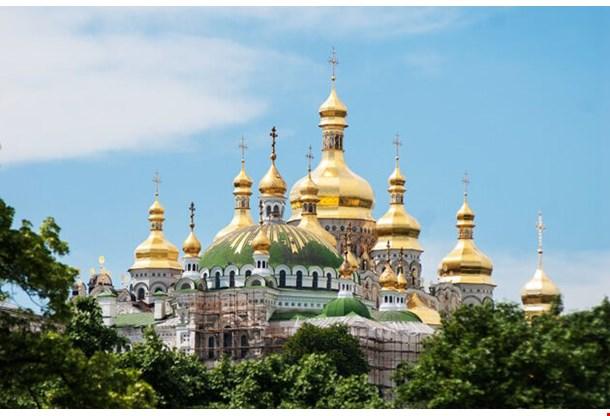 Kiev Pechersk Lavra The Orthodox Monastery