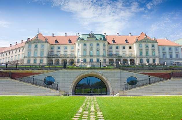 warsaw-poland-royal-castle-Warsaw Poland Royal Castle