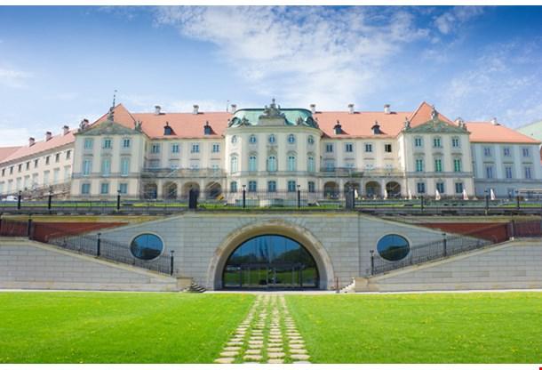 Warsaw Poland Royal Castle
