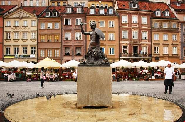 warsaw-poland-Warsaw, Poland