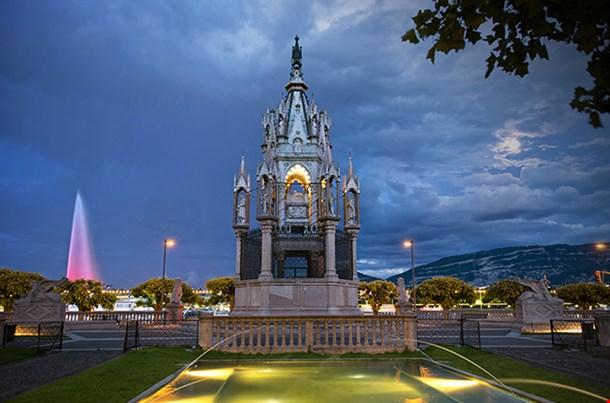 Brunswick Monument Geneva