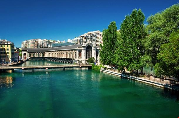 City Of Geneva Switzerland