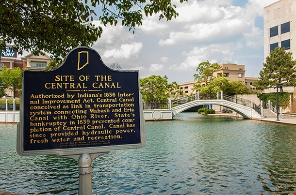 Central Canal In Indianapolis