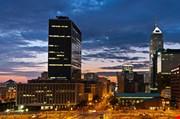 indianapolis-sunset-Indianapolis Sunset