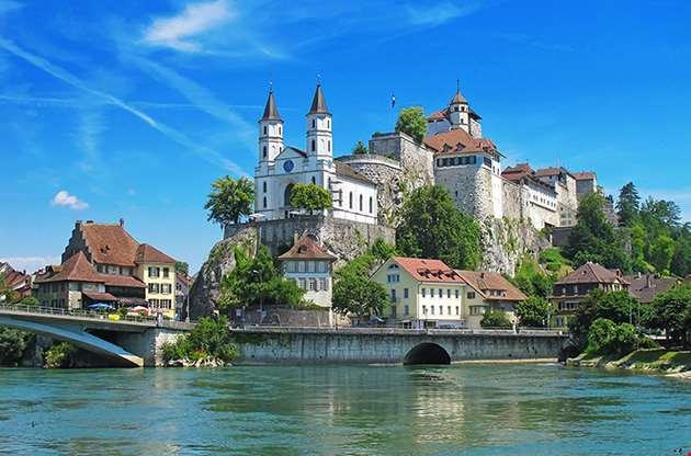 aarburg-castle-near-zurich-Aarburg Castle Near Zurich