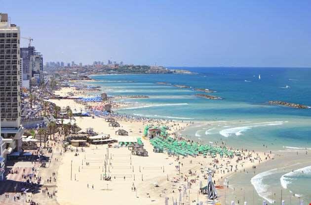 Tel Aviv Beach-Tel Aviv Beach