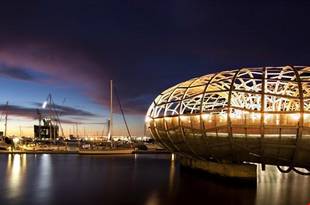Webb Bridge Docklands