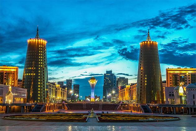 Astana Kazakhstan Sightseeing-Astana Kazakhstan Sightseeing