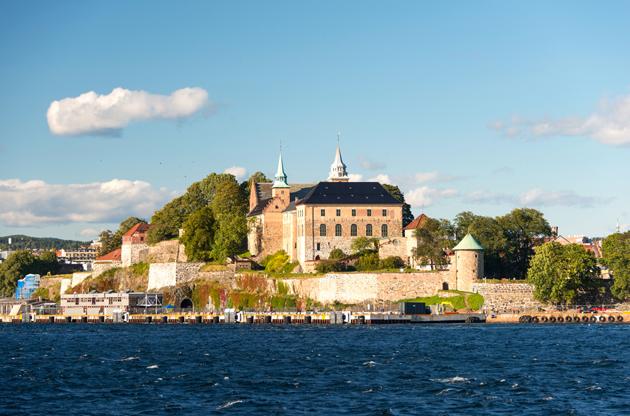 akershus-fortress-oslo-Akershus Fortress Oslo