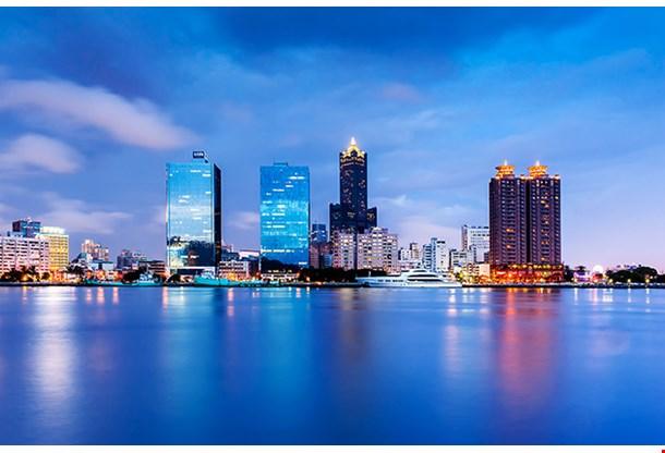 True Love Harbor Kaohsiung Taiwan